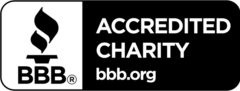 BBB Accredited Charity - bbb.org