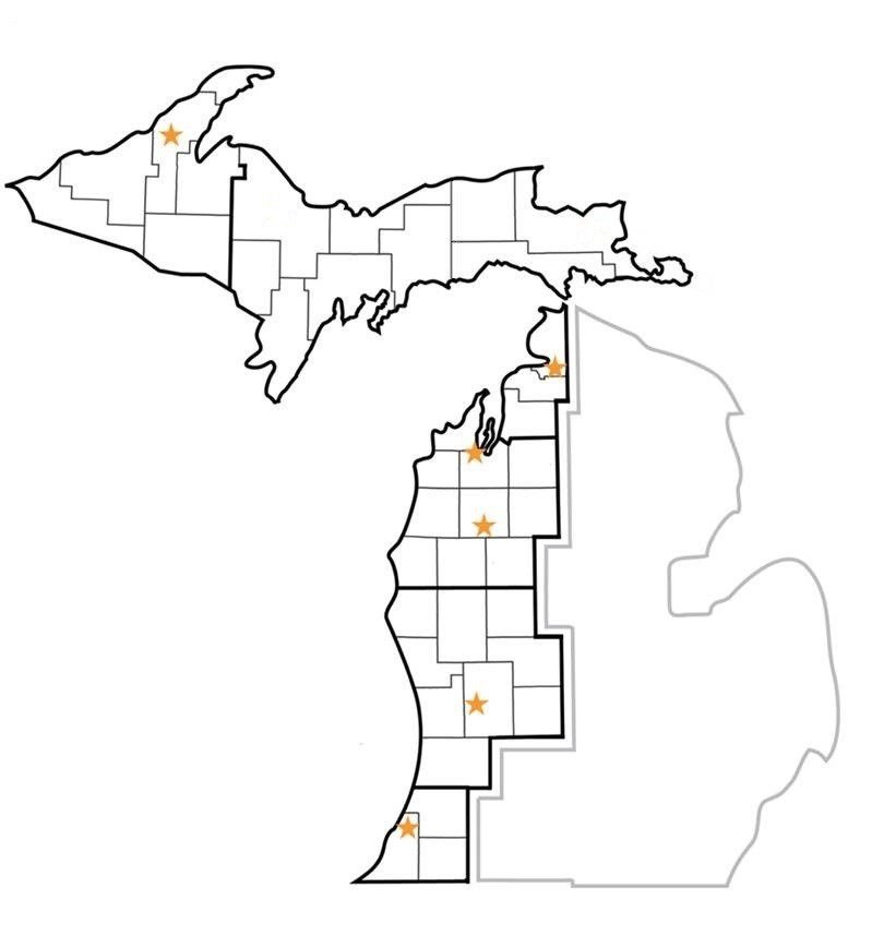 Food insecurity in West Michigan and the Upper Peninsula – Feeding ...