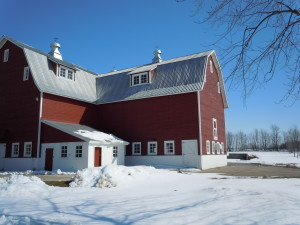 Farm-Eastmanville Barn