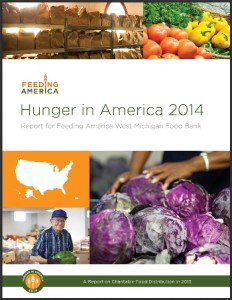 Conducted every four years, Hunger in America 2014 was released Aug. 18, 2014.