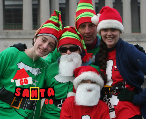 The Go Santa Go 5K comes to Grand Rapids on Dec. 6 in support of local hunger relief.