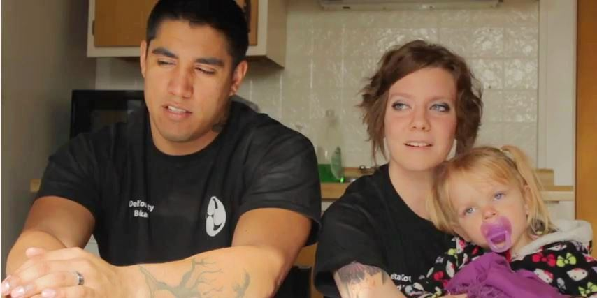 Screenshot-Jon and Elizabeth Video