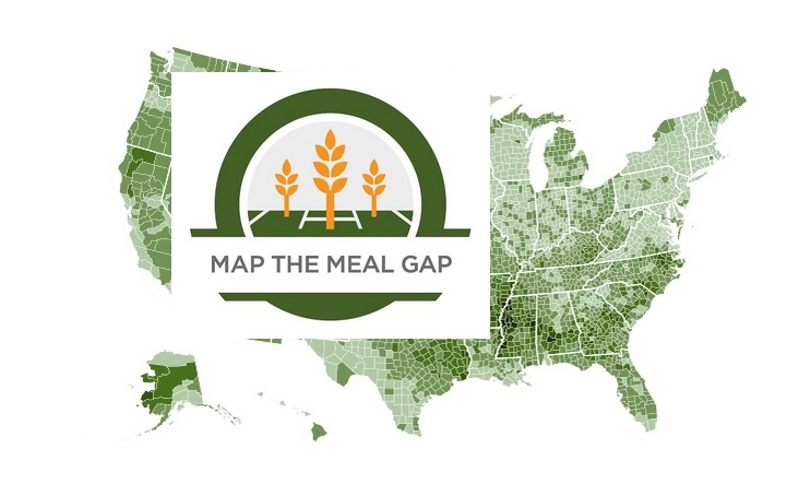 Released April 14, Feeding America's Map the Meal Gap report concluded that 49 million Americans struggled with hunger in 2013, including one in seven people in West Michigan and the Upper Peninsula.