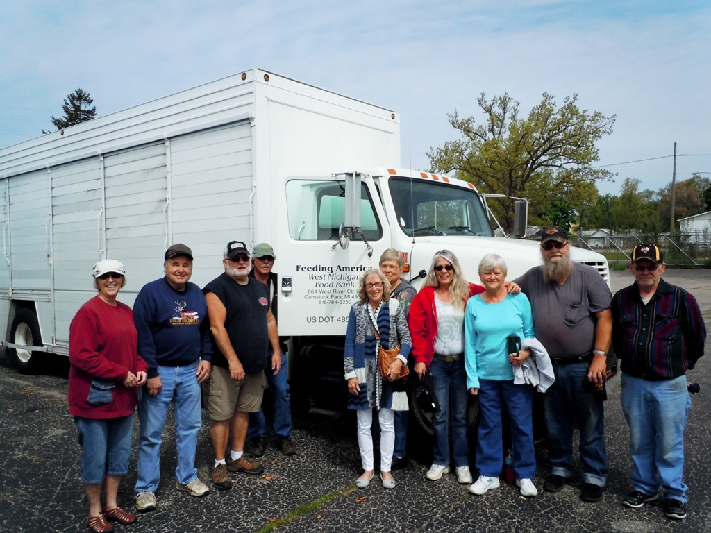 Uaw Local  Mobile Food Pantry