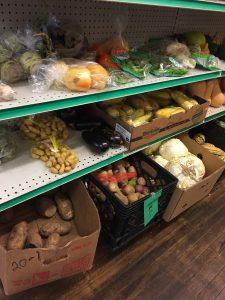 UCOM produce