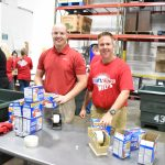 Kraft-heinz volunteers