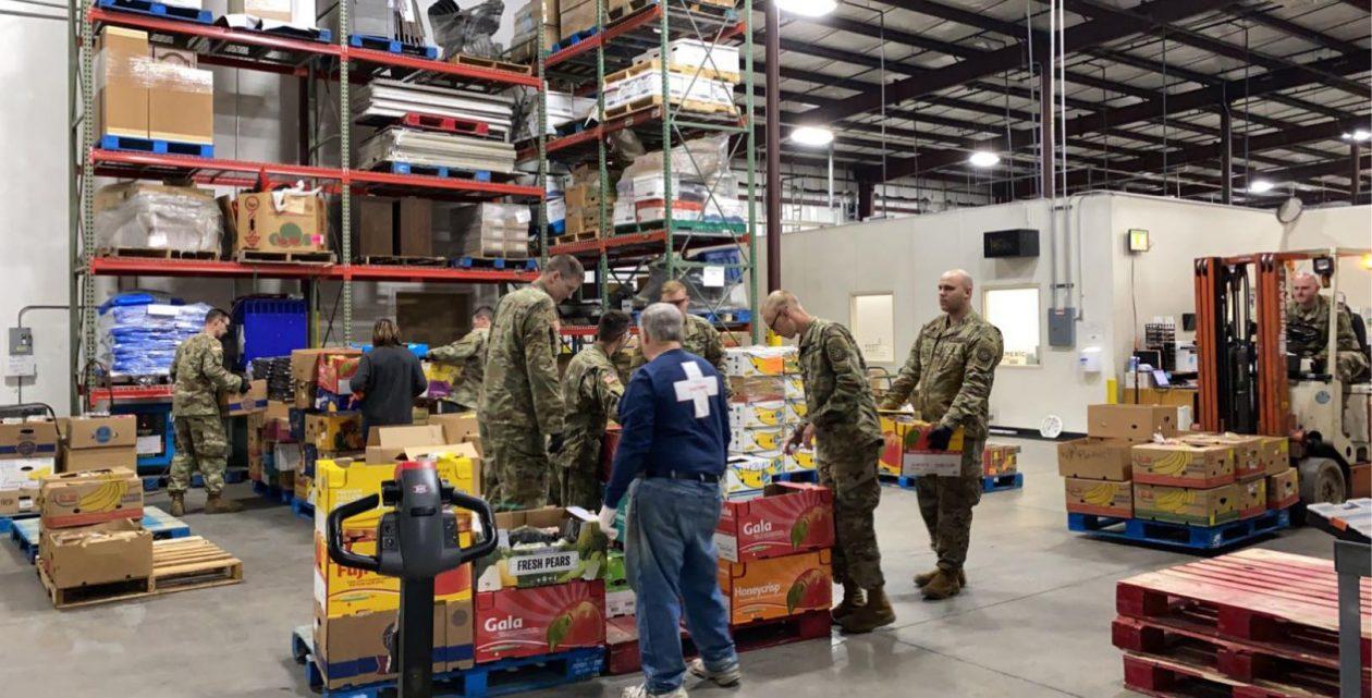 national guard volunteering