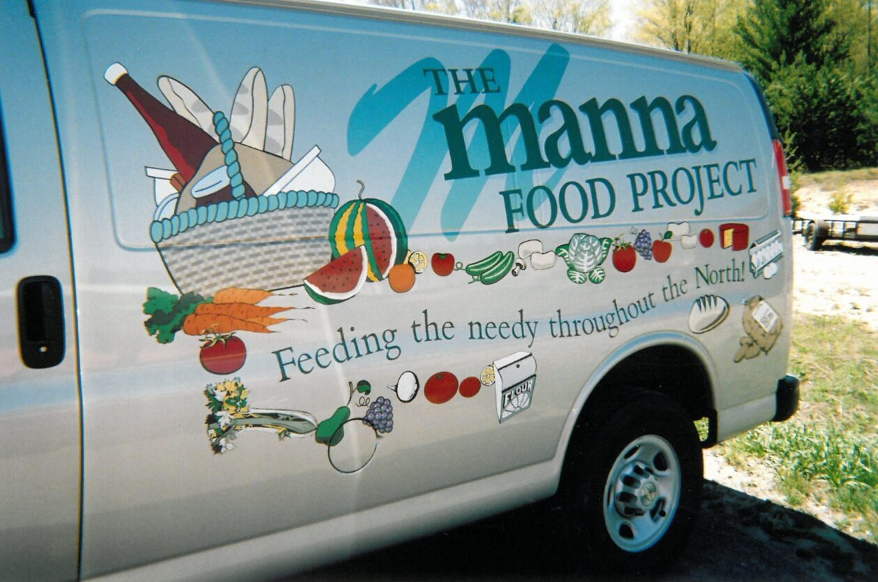 Manna Food Project joins fight against hunger