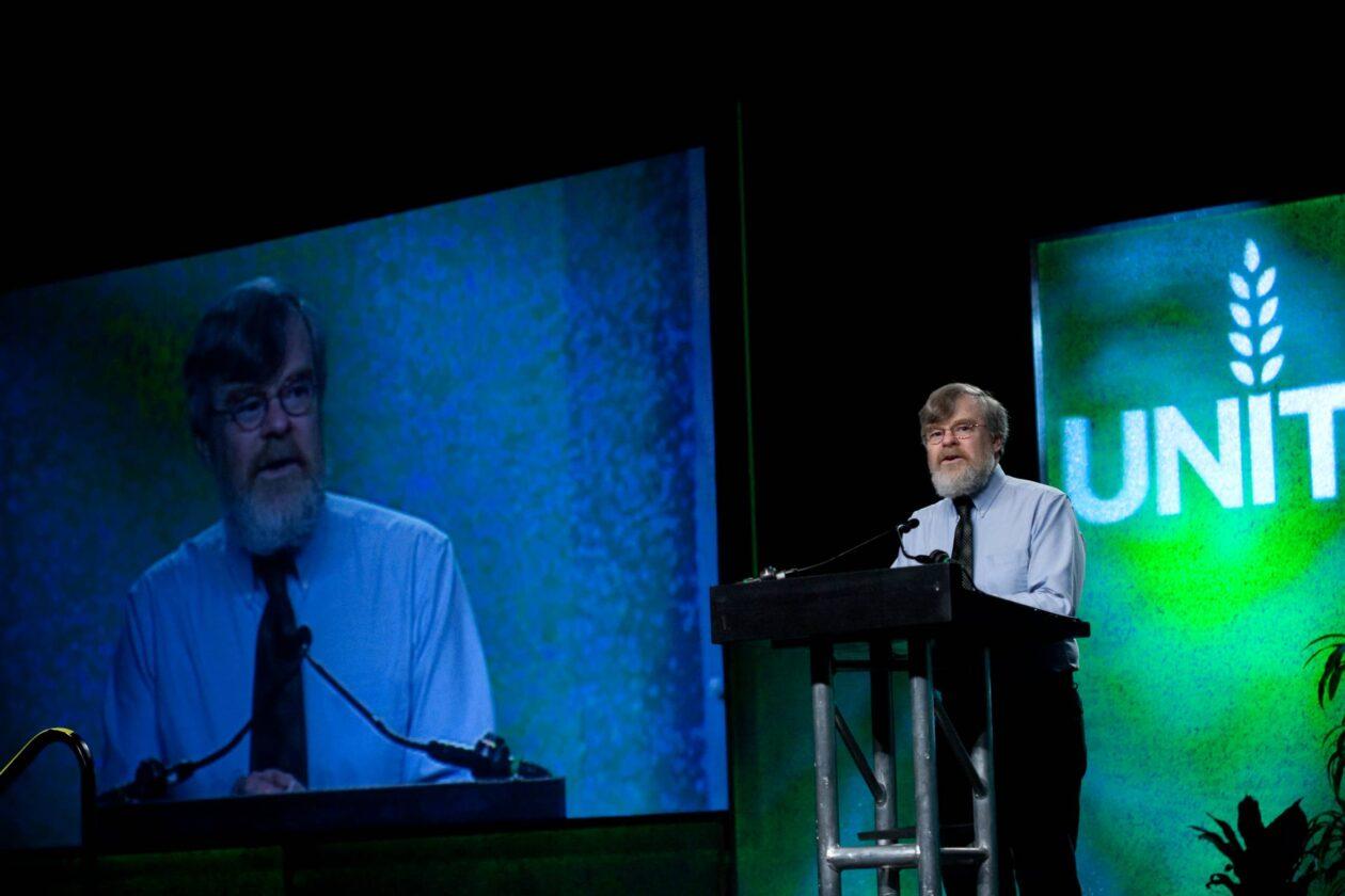 John Arnold fellow speech