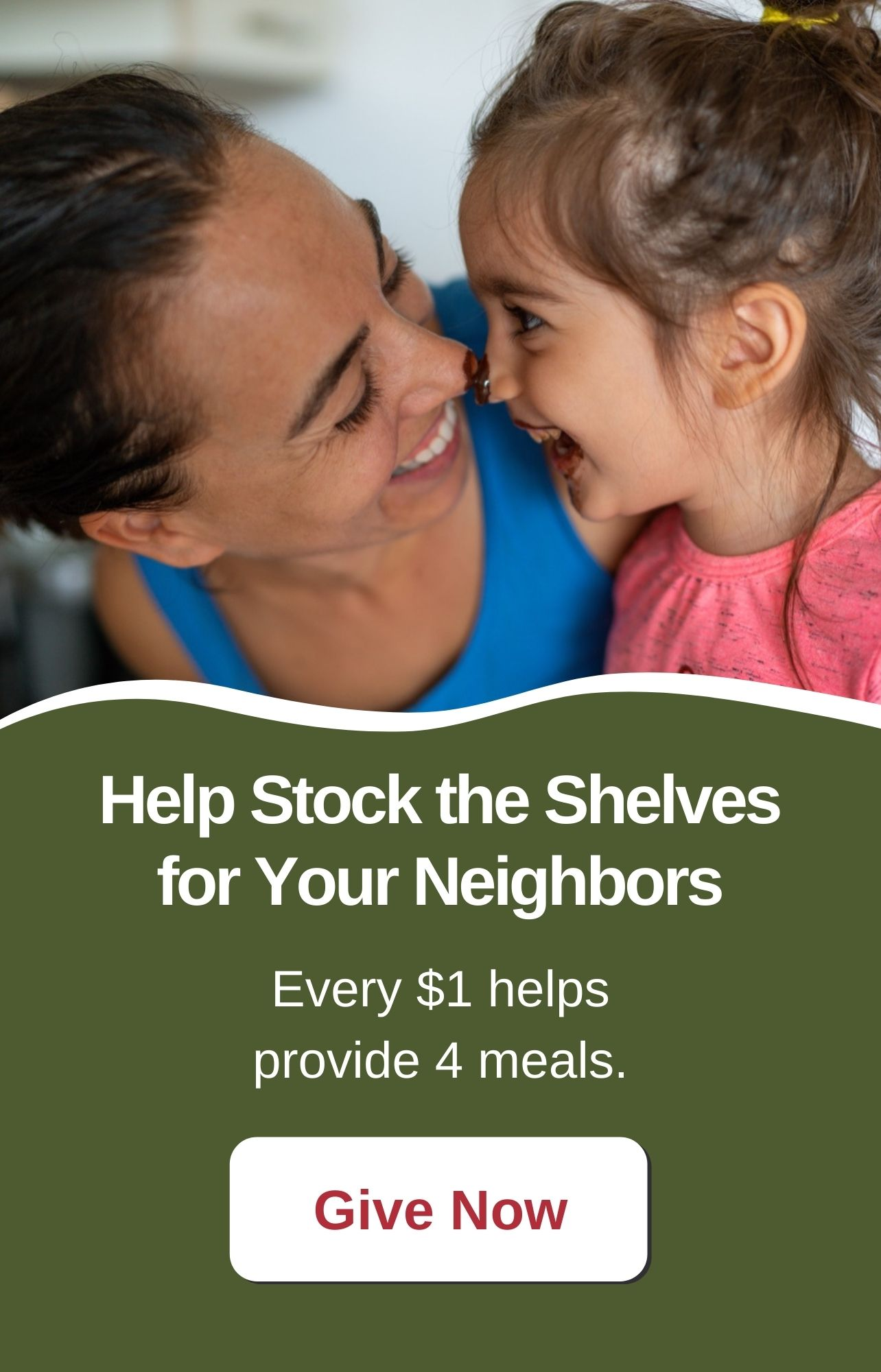 Help Stock the Shelves for Your Neighbors