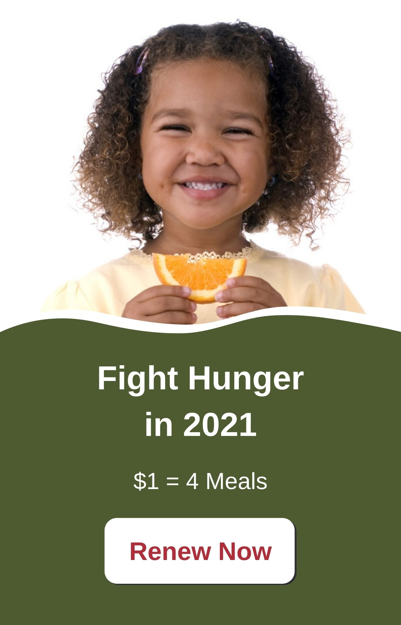 Fight Hunger in 2021