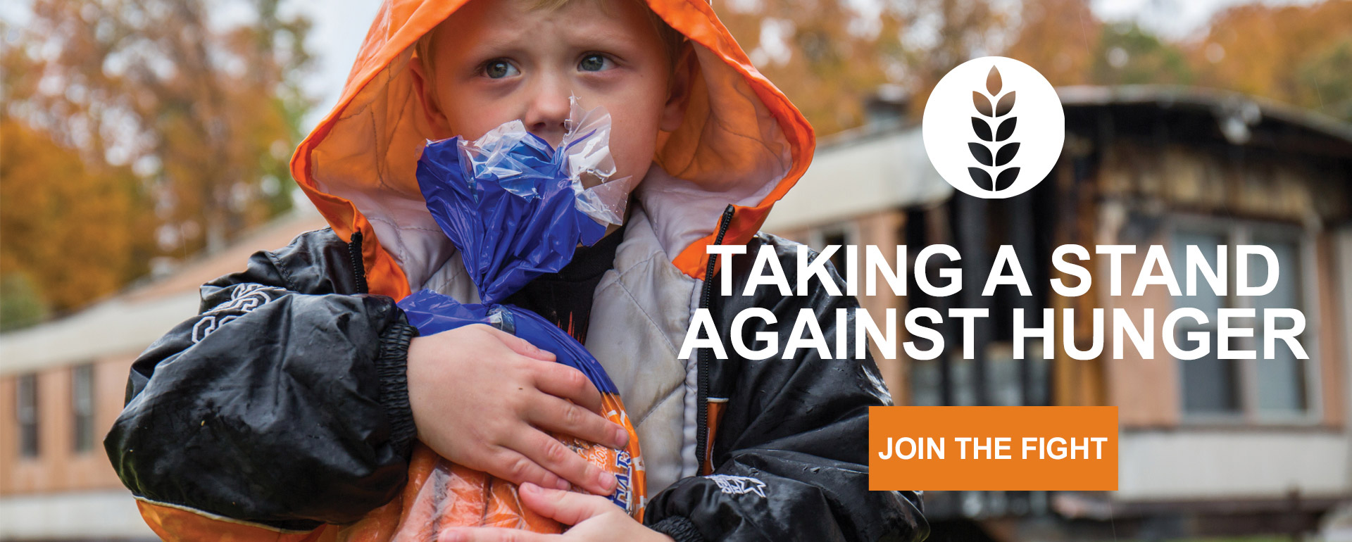 Taking a Stand Against Hunger - Join the Fight